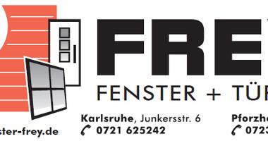 FREY Fenster & Rolladen GmbH in Karlsruhe