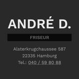 Friseur André D in Hamburg