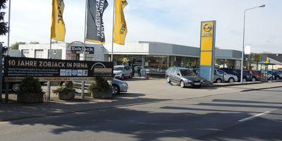 Autohaus Zobjack GmbH & Co. KG in Pirna