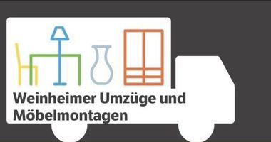 Weinheimer Umzüge und Küchenmontagen in Weinheim an der Bergstraße