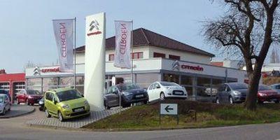 Claus Schinner Autohaus, Werkstatt u. Lager in Weimar in Thüringen