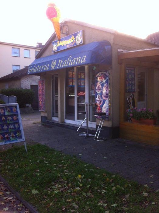 Bilder und Fotos zu Eis-Cafe Zappetti in Oldenburg in