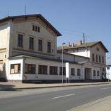 Bahnhof Lutherstadt Eisleben in Lutherstadt Eisleben
