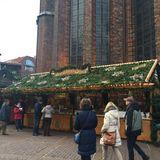 Historischer Weihnachtsmarkt in Hannover
