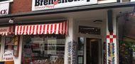 Schnoortreppe Inge Bischoff in Bremen