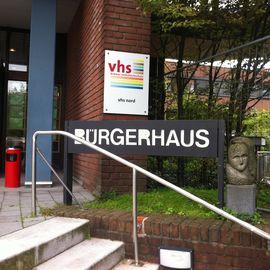 Bürgerhaus Gustav-Heinemann Vegesack Kulturbetrieb in Bremen
