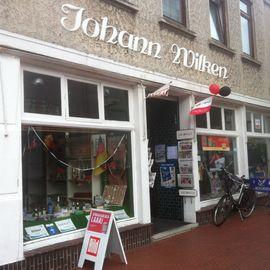 Kiosk Zeitschriften DPD Shop Jürgen Schenk in Brake an der Unterweser