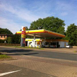 Bild zu Shell Tankstelle in Lemwerder