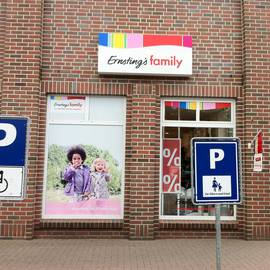 Ernsting's family in Hude in Oldenburg