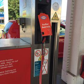 Bild zu ESSO CNG Tankstelle in Elmshorn