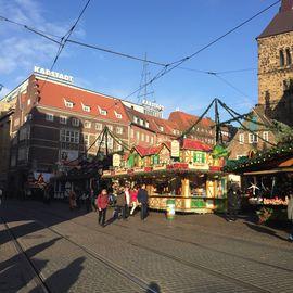 Weihnachtsmarkt Bremen in Bremen