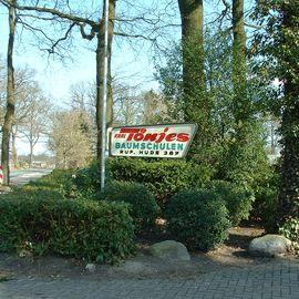 Tönjes Karl Baumschulen in Nordenholz Gemeinde Hude in Oldenburg