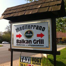 Mediterrano Balkan Grill in Hagenburg