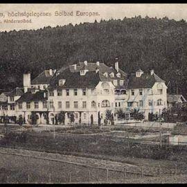 Haus Hohenbaden in Bad Dürrheim