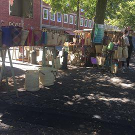 Bild zu Wochenmarkt Münster - Interessengemeinschaft der Marktbeschicker Münster Westf. in Münster