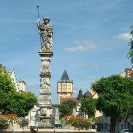Bild zu Straubings Goldener Weg in Straubing