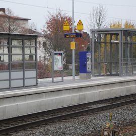 Etelsen Bahnhof