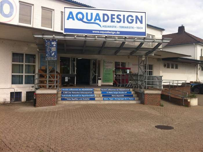 Bilder und fotos zu aqua design gmbh fachhandel f r for Aquadesign oldenburg