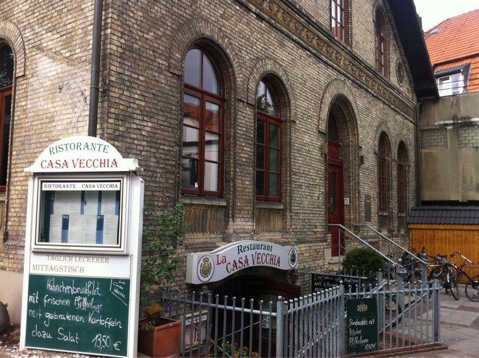 La Casa Vecchia Restaurant Pizzeria In Oldenburg In Das örtliche