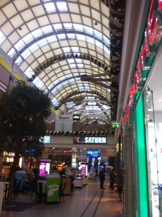 Einkaufszentrum in Hamburg   ECCO