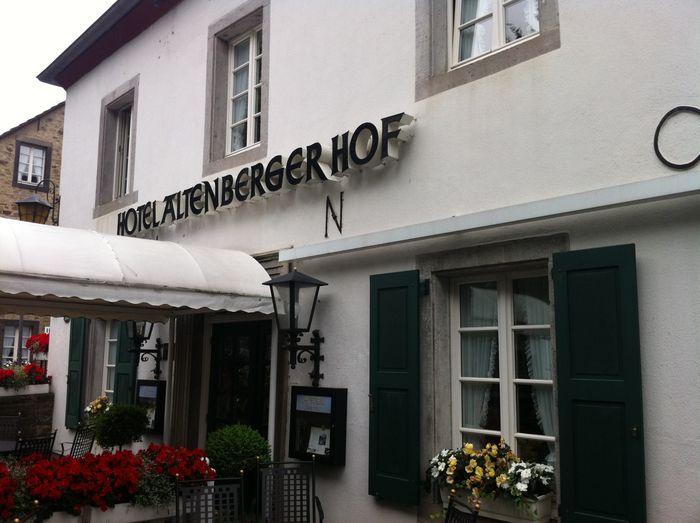 Hotel Restaurant Altenberger Hof Gmbh