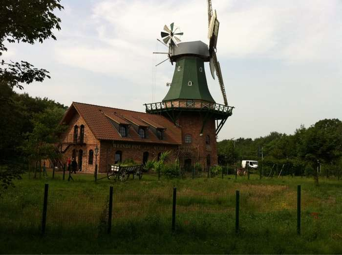 Weindepot in der m hle 1 foto oldenburg in oldenburg for Depot oldenburg