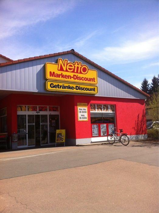 Netto Marken-Discount AG & Co  KG in Mansfeld ⇒ in Das Örtliche