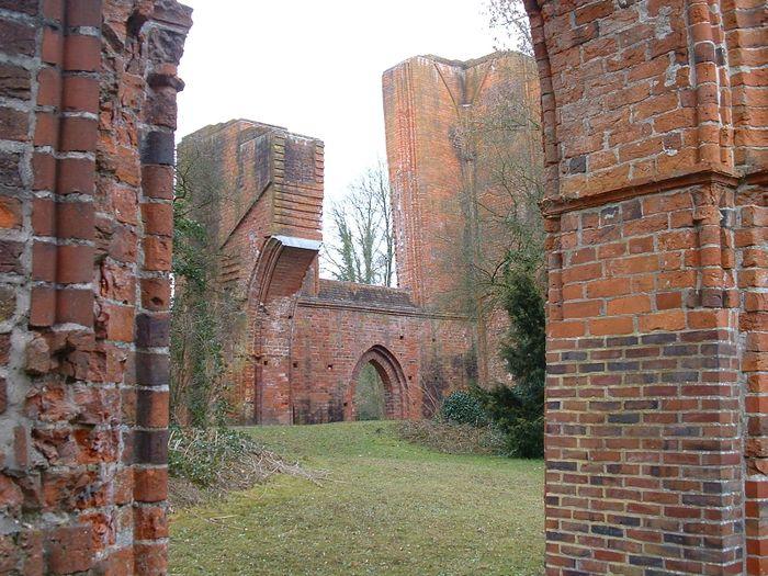 Bilder und Fotos zu Kloster Hude in Hude in Oldenburg, Von-Witzleben ...