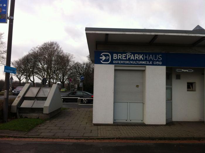 parkhaus pressehaus bremen