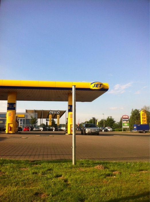 Jet Tankstelle Bremen