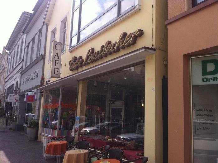 caf und konditorei leutbecher in oldenburg im das. Black Bedroom Furniture Sets. Home Design Ideas