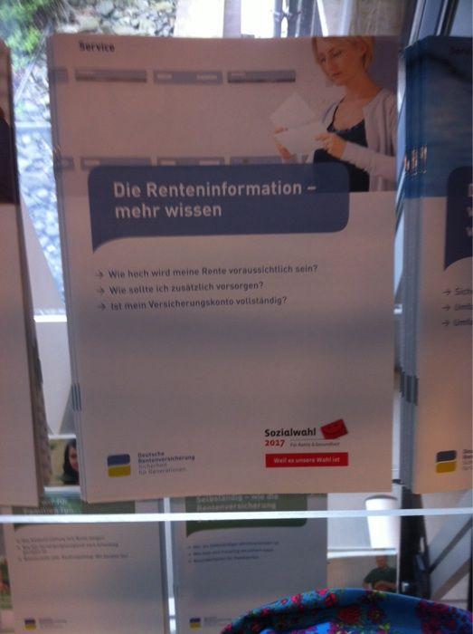 Deutsche Rentenversicherung Oldenburg Bremen 3 Bewertungen