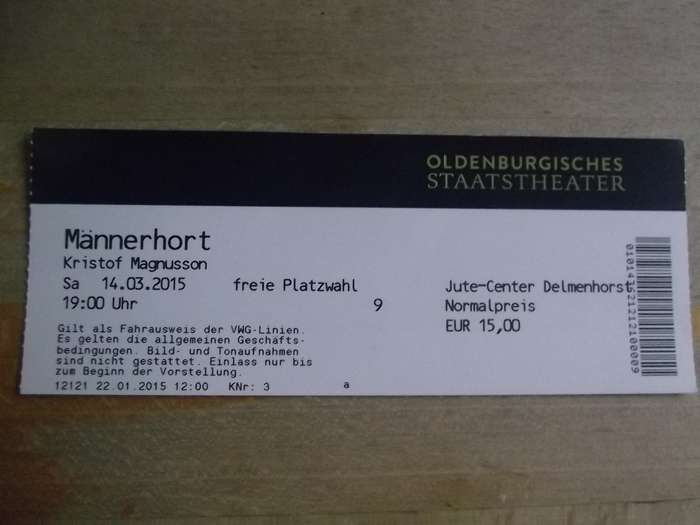 oldenburgisches staatstheater 6 bewertungen oldenburg. Black Bedroom Furniture Sets. Home Design Ideas