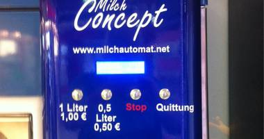 Milchautomat Mahlstedt in Delmenhorst