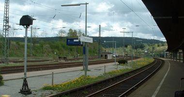 Bahnhof Altenbeken in Altenbeken