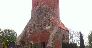 Der Ochsenturm von Imsum in Geestland