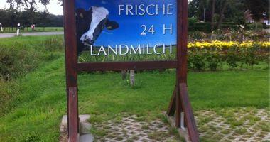 Heinemann's Frische Landmilch + Regiomat in Hude in Oldenburg