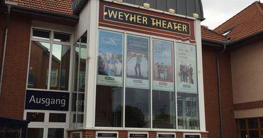 Weyher-Film-Theater in Kirchweyhe Gemeinde Weyhe