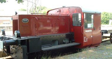 Delmenhorst-Harpstedter Eisenbahn GmbH in Harpstedt