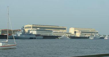 Fr. Lürssen Werft GmbH & Co.KG in Bremen