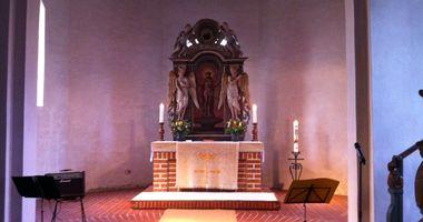St. Dionysius Kirche in Hude in Oldenburg