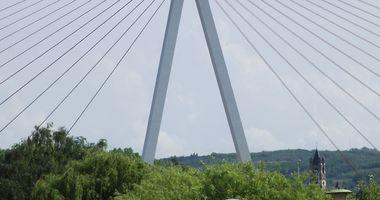 Raiffeisenbrücke in Neuwied