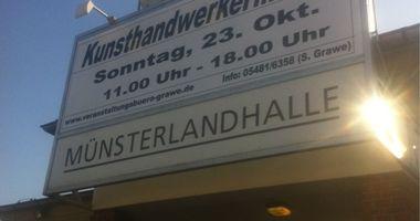 Münsterlandhalle Cloppenburg in Cloppenburg