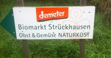 Demeter-Hof-Dittmer in Ovelgönne Kreis Wesermarsch