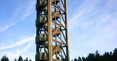 Aussichtsturm Hochsolling in Holzminden