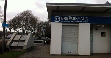 Parkhaus Ostertor / Kulturmeile in Bremen