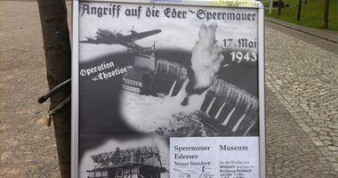 Sperrmauer-Museum Edersee in Edertal