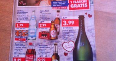 HOL' AB! Getränkemarkt in Ahlhorn Gemeinde Großenkneten