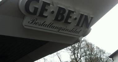 GE·BE·IN Bestattungsinstitut in Bremen