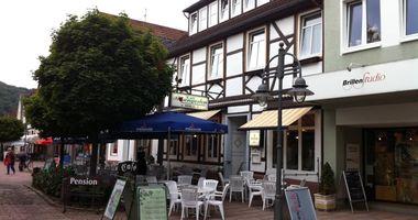Café Rosengarten in Bodenwerder